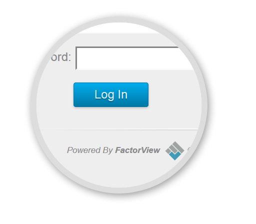 FactorView software is secure